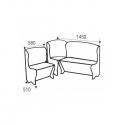 Набор мебели Аленка 2 средний